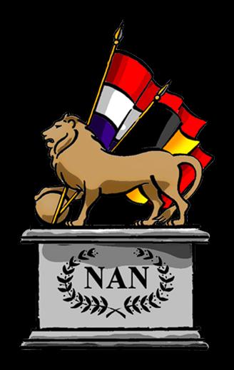 Napoleontische Associatie der Nederlanden Emblem