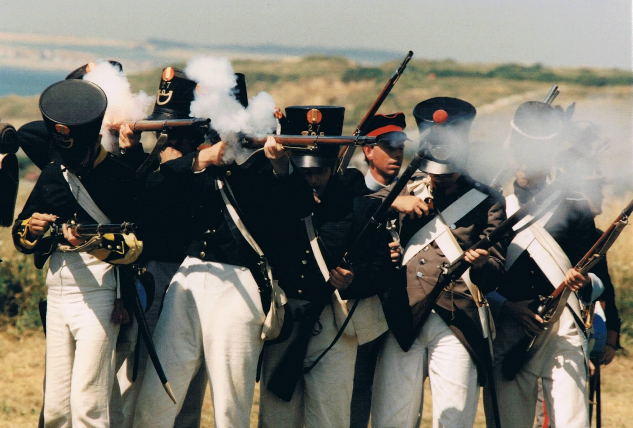 27e Bataljon Jagers anno 1815