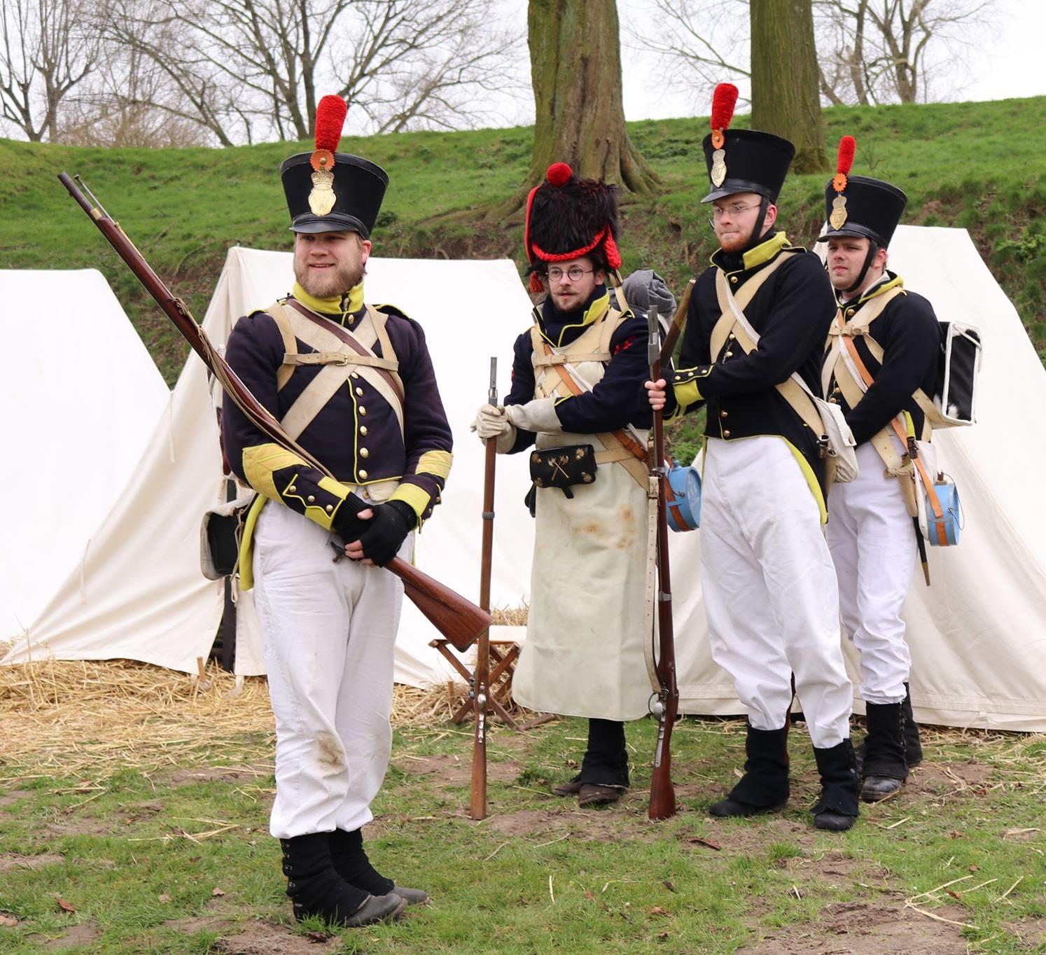 2e Bataljon Grenadier Compagnie