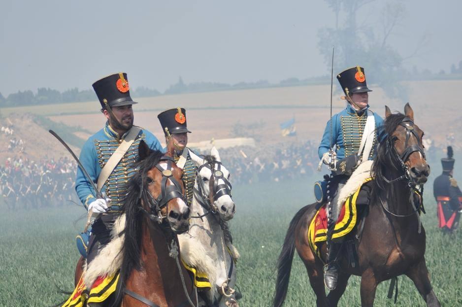 Cavalerie Vereniging En Vedette